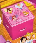 Disney Princess Storage Toy Box 33cm