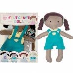 Feltcraft Make Your Own Dolly Kit - Maria