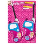 Barbie Pink Walkie Talkies w/ Morse Code