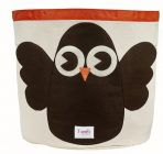 3 Sprouts Storage Bin - Owl