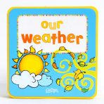 Glottogon Educational Books - Our Weather - English