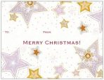 Christmas Gift Tag - Postcard Size