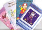 Birthday Gift Card - Standard Greeting Card Size