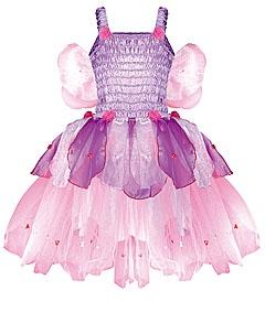 Lucy Locket Woodland Fairy Dress - Lavender