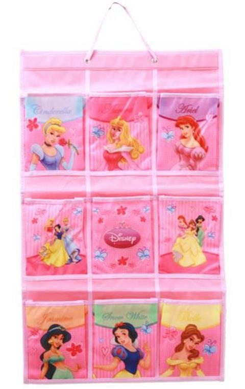 Disney Princess Hanging Door Organiser / Storage