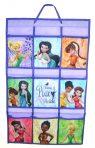 Disney Fairies Hanging Door Organiser / Storage