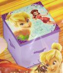 Disney Fairies Tinkerbell Storage Toy Box 22cm