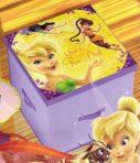Disney Fairies Tinkerbell Storage Toy Box 33cm