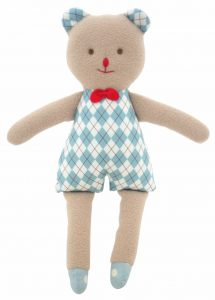 Alimrose Designs Banjo Bear Soft Rattle 30cm