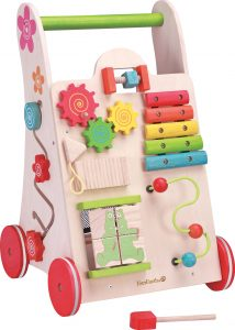 EverEarth Wooden Activity Walker