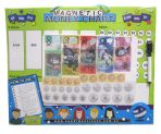 Educational Magnetic Money Chart  -  Simple Maths - Aus Currency