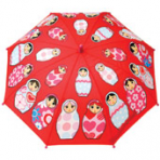 Bobble Art Umbrella Babushka