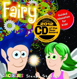 Dinosnores CD Sleep & Relaxation Stories - Fairy