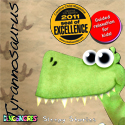 Dinosnores CD Sleep & Relaxation Stories - Tyrannosaurus