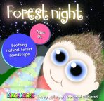 Dinosnores CD Sleep & Relaxation Stories - Forest Night