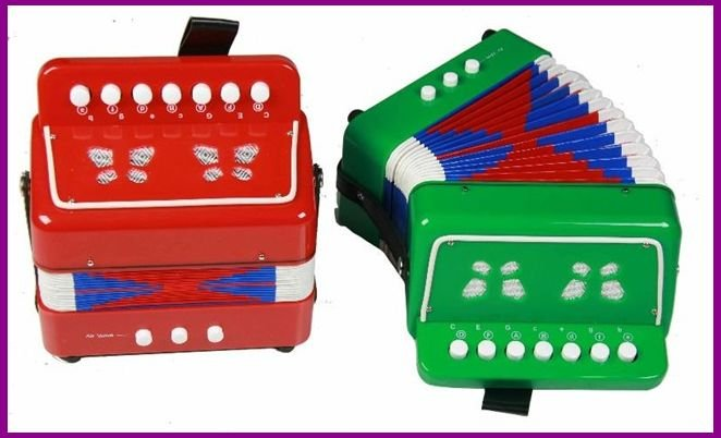 Fun Factory Musical Toy Accordion