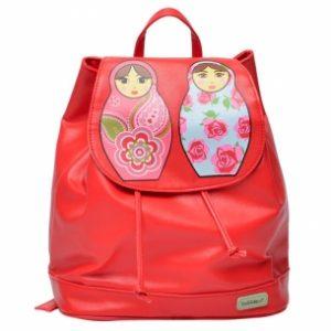 Bobble Art Mini Backpack - Babushka