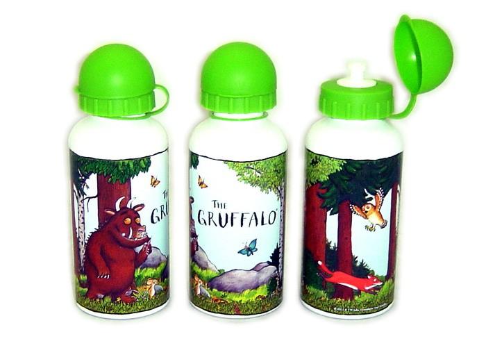 The Gruffalo Aluminium Drink Bottle 400ml