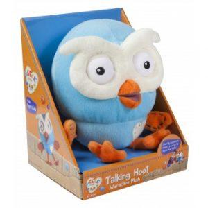 Giggle & Hoot Interactive Plush Talking 'Hoot' Owl
