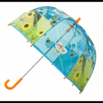 Giggle & Hoot PVC Dome Shaped Umbrella