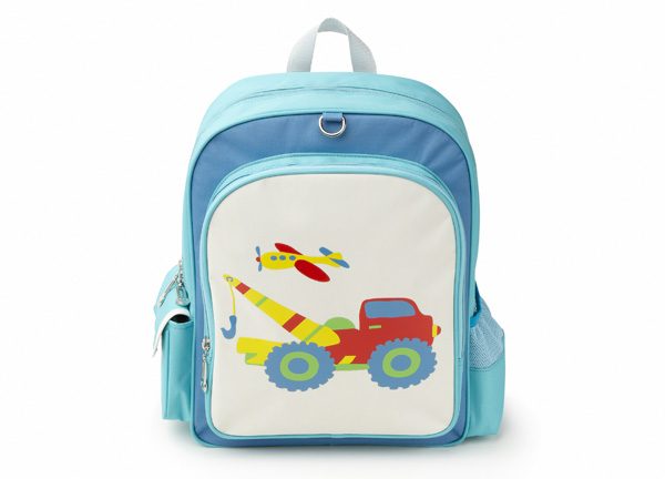 Jiggle & Giggle Large Backpack - Construction