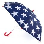 Penny Scallan Umbrella - Navy Star