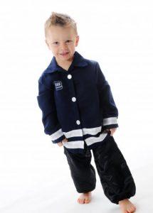 Little Heroes Police Jacket Dress Up