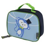 Itzy Ritzy Insulated Lunch Bag - Monkey