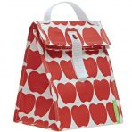 Lunchskins Lunch Tote - Red Apple