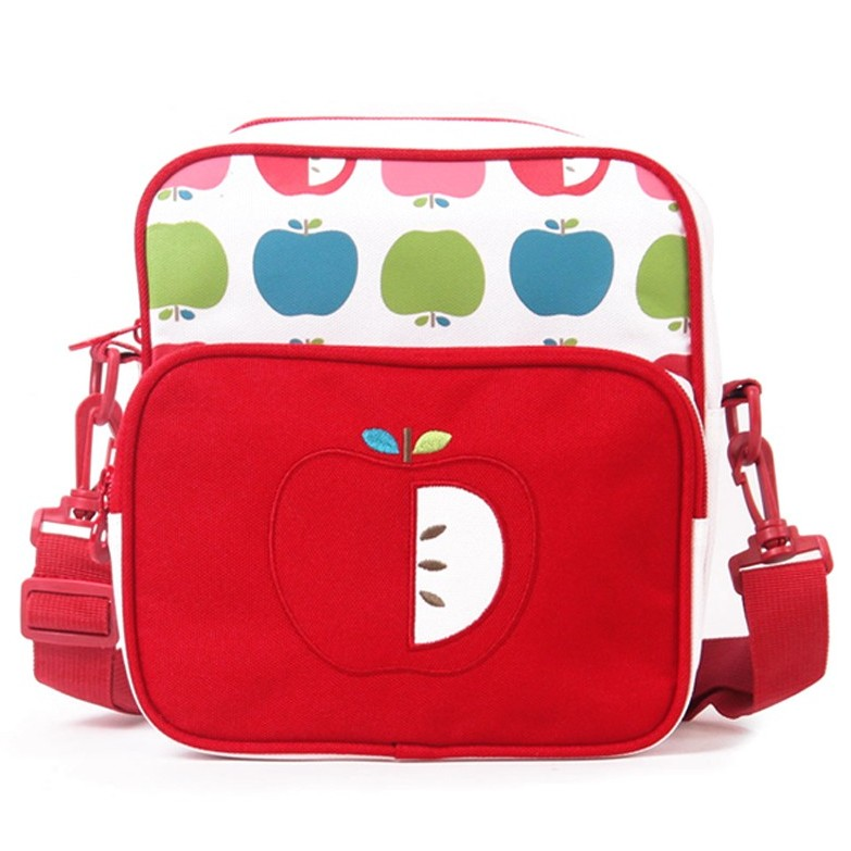 Penny Scallan Junior Messenger Bag - Juicy Apple