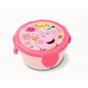 Peppa Pig 'Tropical' Snack Box Container