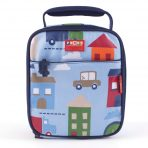 Penny Scallan Insulated Lunch Bag - Big City