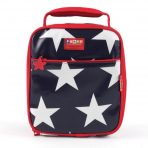Penny Scallan Insulated Lunch Bag - Navy Star