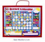 Wooden Educational Magnetic Star Reward Chart