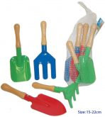Children's Garden Tool Set - 4pc