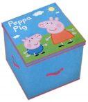Peppa Pig & George Storage Toy Box 22cm