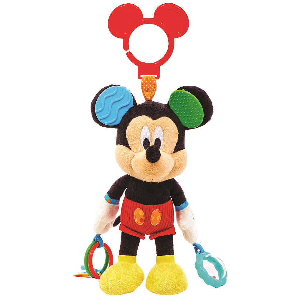 Disney Baby Mickey Mouse Attachable Activity Toy