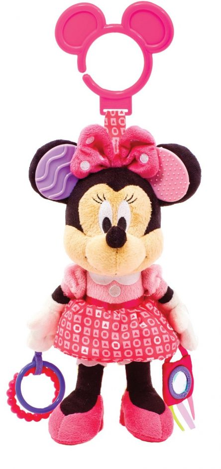 Disney Baby Minnie Mouse Attachable Activity Toy