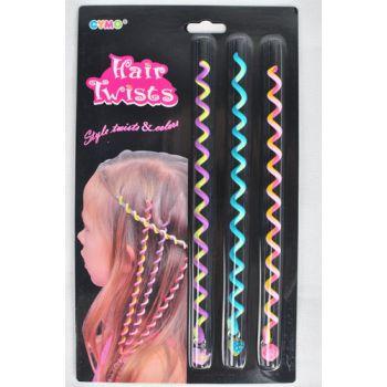 Miss Twists Hair Twist Decoration PK 3