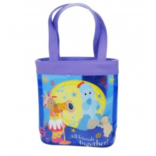 In the Night Garden Mini Tote Bag