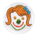 Fred Dinner Do's Childrens Plate Set 3 - Girls