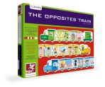 iLearn The Opposites Train Puzzle
