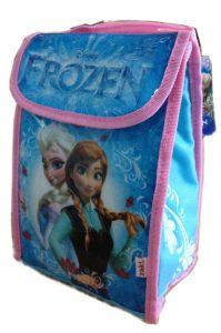Disney Frozen Elsa & Anna Insulated Lunch Bag