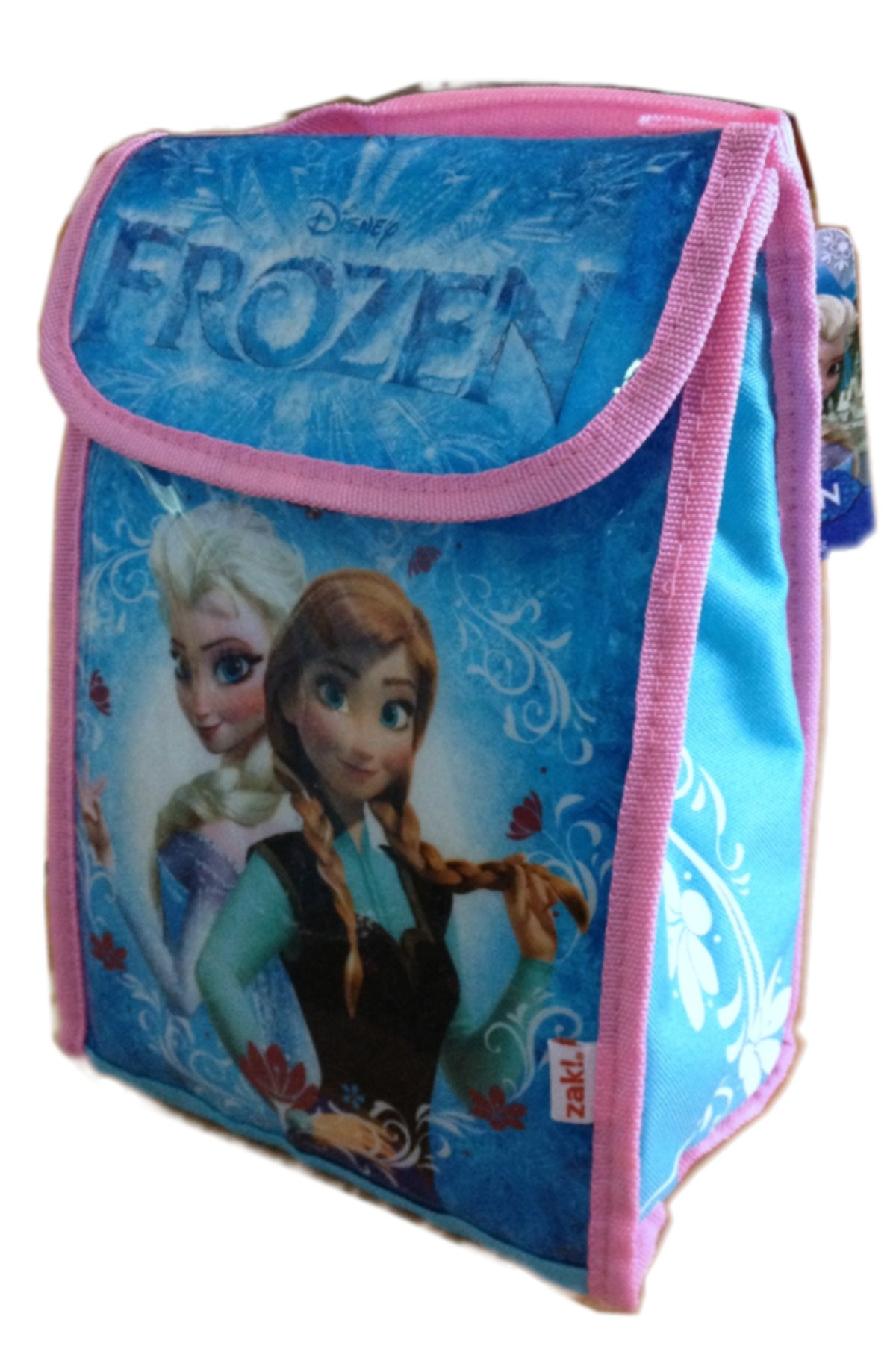 Disney Frozen Elsa & Anna Insulated Lunch Bag