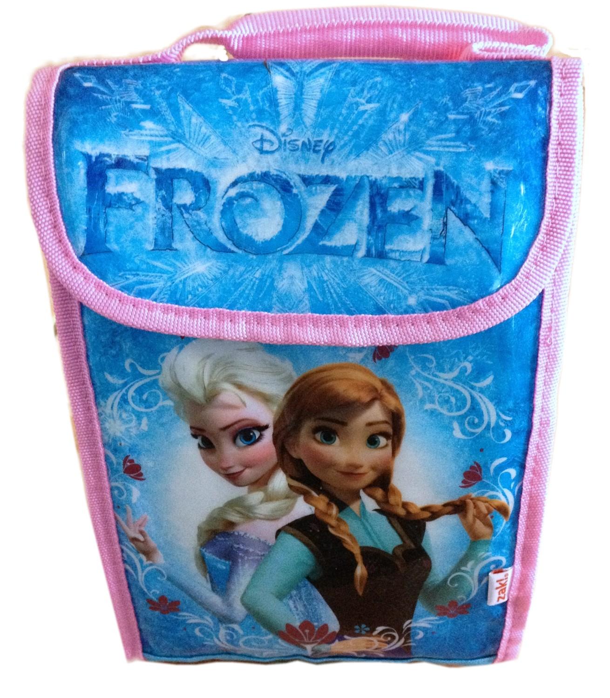Disney Frozen Elsa Amp Anna Insulated Lunch Bag