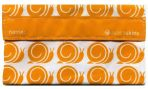 Lunchskins SNACK Bags - Reusable Lunch Bag - Mango Snail