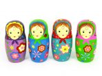 Russian Doll Babushka Money Box