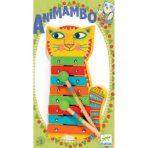 Djeco Metallophone Xylophone - Animambo Design
