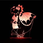 My Dream Light Childrens LED Night Light - Dragon