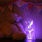 My Dream Light Childrens LED Night Light - Fairy